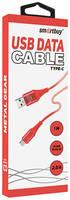 Кабель SmartBuy 1м Red(iK-3112ERGbox)