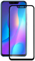 Защитное стекло MediaGadget 3D Full Cover Full Glue для Huawei P smart 2019 Black