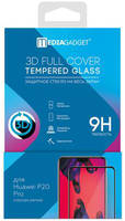 Защитное стекло MediaGadget 3D для Huawei P20 Pro Black