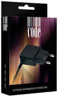 Сетевое зарядное устройство Code TCH-8P1, lightning, 1 A