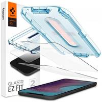 Защитное стекло Spigen Glas.tR EZ Fit 2 Pack (AGL01791) для iPhone 12 Pro Max (Clear)