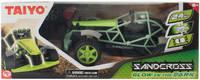 Машинка на радиоуправлении Sandcross зеленая Властелин Небес