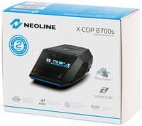 Радар-детектор NEOLINE X-COP 8700s, сигнатурный