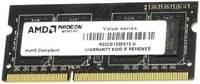 Оперативная память AMD Radeon 2GB AMD Radeon DDR3 1333 SO R3 Value Series