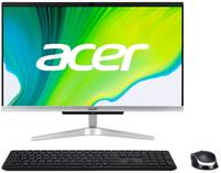 Моноблок Acer Aspire C22-963 (DQ.BEPER.002) Silver / Black