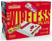 Игровая консоль RETRO GENESIS 8 Bit Wireless Plus,
