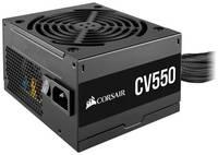 Блок питания CORSAIR CV550, 550Вт, 120мм, retail [cp-9020210-eu/rps0127]