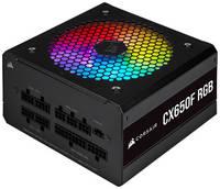 Блок питания CORSAIR CX650F, 650Вт, 120мм, retail [cp-9020217-eu/rps0134]