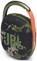 Портативная колонка JBL Clip 4, 5Вт, [jblclip4squad]