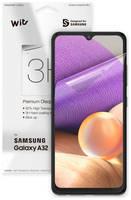 Защитная пленка для экрана Samsung Wits для Samsung Galaxy A32 прозрачная, 1 шт [gp-tfa325wsatr]