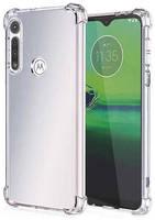 Чехол (клип-кейс) Motorola Brosco, для Motorola G8, [moto-g8-hard-tpu-transparent]