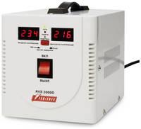 Стабилизатор напряжения POWERMAN AVS 2000D белый