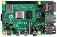 ПК Мини Pi 4 Model B BCM2711/2Gb/CR/noOS