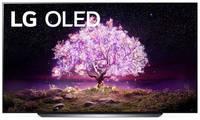 Телевизор LG OLED83C1RLA, 83″, OLED, Ultra HD 4K
