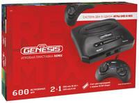 Игровая консоль RETRO GENESIS 600 игр, Remix