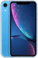 Смартфон APPLE iPhone XR 128Gb, MH7R3RU / A, синий iPhone XR 64 (MH7R3RU/A)