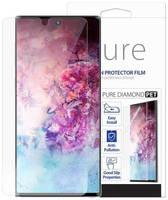 Защитная пленка для экрана Samsung araree Pure Diamond для Samsung Galaxy Note 20 прозрачная, 1 шт [gp-tfn981kdatr]