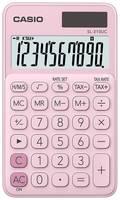 Калькулятор Casio SL-310UC-PK-W-UC, 10-разрядный
