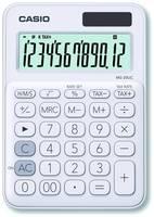 Калькулятор Casio MS-20UC-WE-S-EC, 12-разрядный