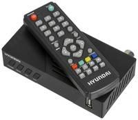 Ресивер DVB-T2 Hyundai H-DVB420