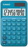 Калькулятор Casio SL-310UC-BU-W-EC, 10-разрядный