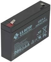 Аккумуляторная батарея для ИБП BB HR 9-6 6В, 9Ач