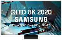 "QLED телевизор SAMSUNG QE75Q800TAUXRU, 75"", Ultra HD 8K"