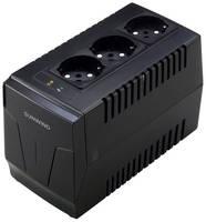 Стабилизатор напряжения SUNWIND AVR-600 черный