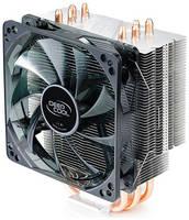 Устройство охлаждения(кулер) DeepCool GAMMAXX 400 BASIC, 120мм, Ret