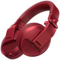Наушники PIONEER HDJ-X5BT, Bluetooth, накладные, [hdj-x5bt-r]
