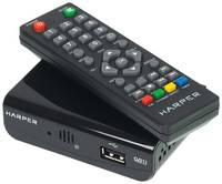 Ресивер DVB-T2 HARPER HDT2-1030
