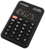 Калькулятор Citizen LC-110NR, 8-разрядный