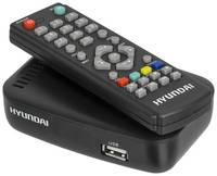 Ресивер DVB-T2 HYUNDAI H-DVB460