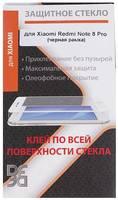 Защитное стекло для экрана DF xiColor-67 для Xiaomi Redmi Note 8 Pro 1 шт, черный [df xicolor-67 (black)]
