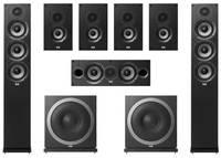 Комплект акустики ELAC 7.2 Debut