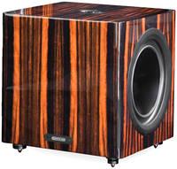 Активный сабвуфер Monitor Audio Platinum PLW215 II Ebony (уценённый товар)