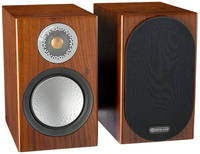 Полочная акустика Monitor Audio 50 Walnut (уценённый товар)