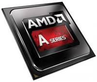 Процессор AMD A8 9600 AD9600AGM44AB Bristol Ridge 4C/4T 3.1/3.4GHz (AM4, 2MB cache, 65W, Radeon R7) Tray