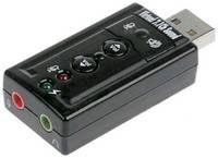 Звуковая карта USB 2.0 ASIA USB 8C V & V