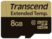 Карта памяти 8GB Transcend 520I Class 10 MLC