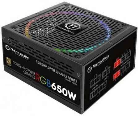 БП ATX 650 Вт Thermaltake Toughpower Grand RGB PS-TPG-0650FPCGEU-R