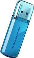 USB Flash Drive 16Gb - Silicon Power Helios 101 Blue SP016GBUF2101V1B