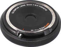 Объектив Olympus 9 mm f/8.0 Fish-Eye for Micro Four Thirds* BCL-0980