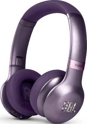 Беспроводные наушники с микрофоном JBL Everest 310bt Purple