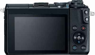 Цифровой фотоаппарат Canon EOS M6 Kit EF-M 15-45 IS STM