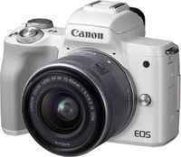 Цифровой фотоаппарат Canon EOS M50 kit 15-45 IS STM