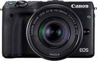 Цифровой фотоаппарат Canon EOS M3 Kit EF-M 15-45 IS STM