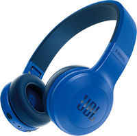 Наушники Bluetooth JBL E45BT синие (JBLE45BTBLU)