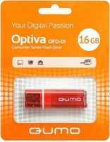 USB-накопитель Qumo Optiva 01 USB 2.0 16GB Red