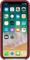 Чехол для iPhone X Apple Leather Case MQTE2ZM/A (PRODUCT)RED